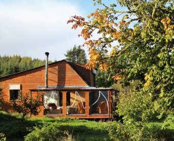 The Meadowsweet Forest Lodge